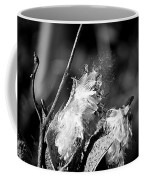 Gone To Seed Milkweed 2 Coffee Mug