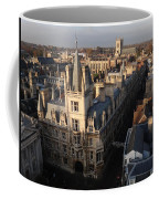 Gonville And Caius College Coffee Mug