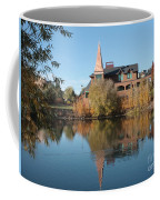 Gonzaga Art Building Coffee Mug