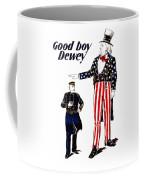 Good Boy Dewey Coffee Mug