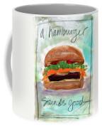 Good Burger Coffee Mug