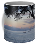 Good Morning Boats Coffee Mug