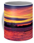 Good Morning Geese Coffee Mug