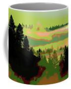 Good Morning In Spokane Coffee Mug