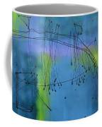 Good Vibrations Three Coffee Mug