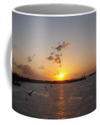 Goodby Sunset Coffee Mug