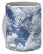 Goodbye Hello Coffee Mug