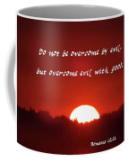 Goodness Romans Coffee Mug