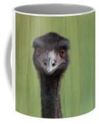 Goofing Around Emu Coffee Mug
