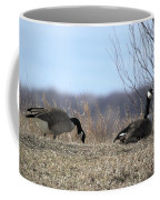 Goose And Gander Coffee Mug