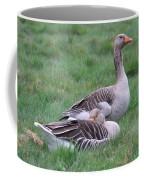 Goose Lookout Coffee Mug