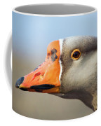 Goose Portrait Coffee Mug