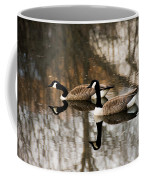Goose Reflection Coffee Mug