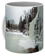 Gooseberry Frozen Falls Coffee Mug