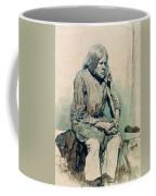 Gorbun2 1881 Ilya Repin Coffee Mug