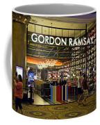 Gordon Ramsay Coffee Mug