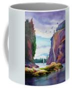 Gorge Entrance View Coffee Mug