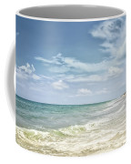Gorgeous Day At The Seashore Coffee Mug