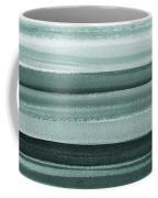 Gorgeous Grays Abstract Interior Decor II Coffee Mug