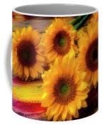 Gorgeous Lovely Sunflowers Coffee Mug