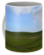 Gorgeous Rolling Hills And Fields On The Cliff's Of Moher Coffee Mug