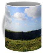 Gorgeous Seascape Along The Cliffs Of Moher In Ireland Coffee Mug