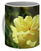 Gorgeous Yellow Rose Coffee Mug