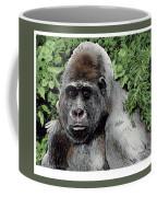 Gorilla My Dreams Coffee Mug