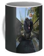 Gorilla With Lollipop Coffee Mug