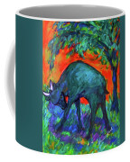 Goring Shadows Coffee Mug by Kendall Kessler