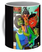 Gossips At The Greengrocer's Coffee Mug