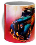 Got Wood Surf Woody Wonderland Watercolour Coffee Mug