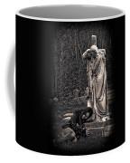 Goth At Heart - 3 Of 4 Coffee Mug by Scott  Wyatt