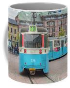 Gothenburg Public Tram Coffee Mug
