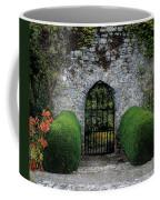Gothic Entrance Gate, Walled Garden Coffee Mug