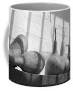 Gourds On A Shelf Coffee Mug
