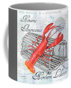 Gourmet Shellfish 2 Coffee Mug