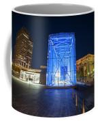 Goverment Center Boston Ma In Blue City Hall Coffee Mug