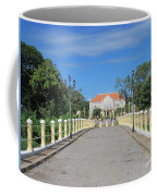 Governor Mansion In Battambang Cambodia Coffee Mug