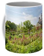 Governor's Ballroom Garden In The Spring Coffee Mug