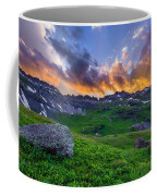 Governor's Basin Sunset Coffee Mug