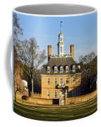 Governor's Palace Williamsburg Coffee Mug