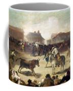 Goya: Bullfight, 1793 Coffee Mug