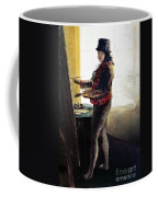 Goya: Self-portrait Coffee Mug