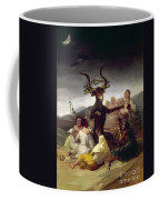 Goya: Witches Sabbath Coffee Mug