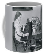 Grace Hopper, American Computer Scientist Coffee Mug