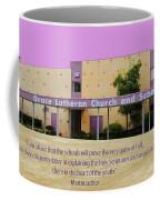 Grace Lutheran School Coffee Mug