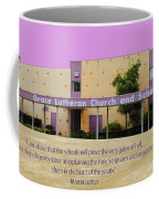 Grace Lutheran School Coffee Mug