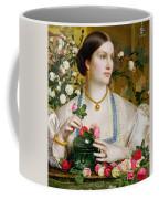 Grace Rose Coffee Mug by Anthony Frederick Augustus Sandys