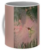 Graceful Hummingbird Coffee Mug